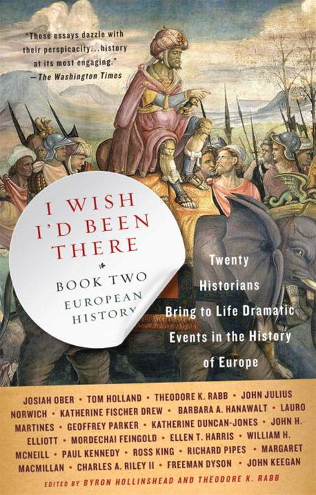 I Wish I'd Been There (R) By: Byron Hollinshead,Theodore K. Rabb