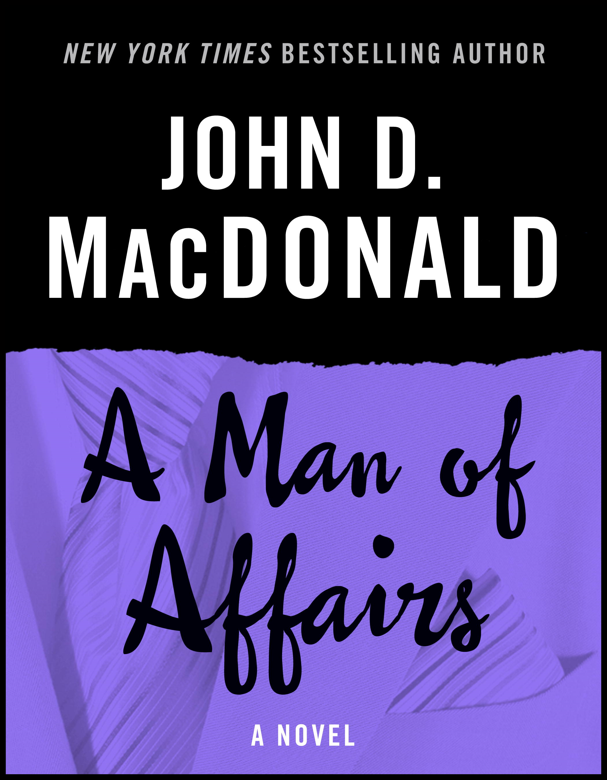 A Man of Affairs