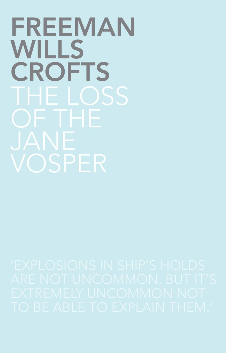 The Loss of the Jane Vosper