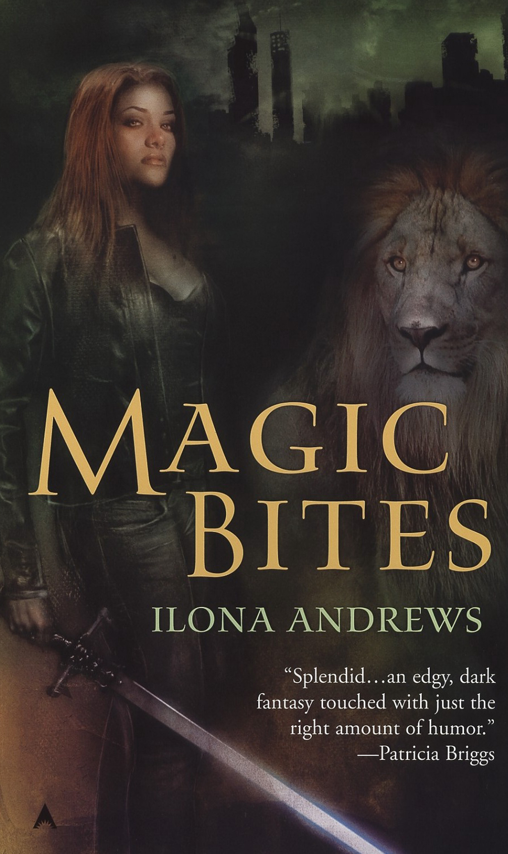 Magic Bites By: Ilona Andrews