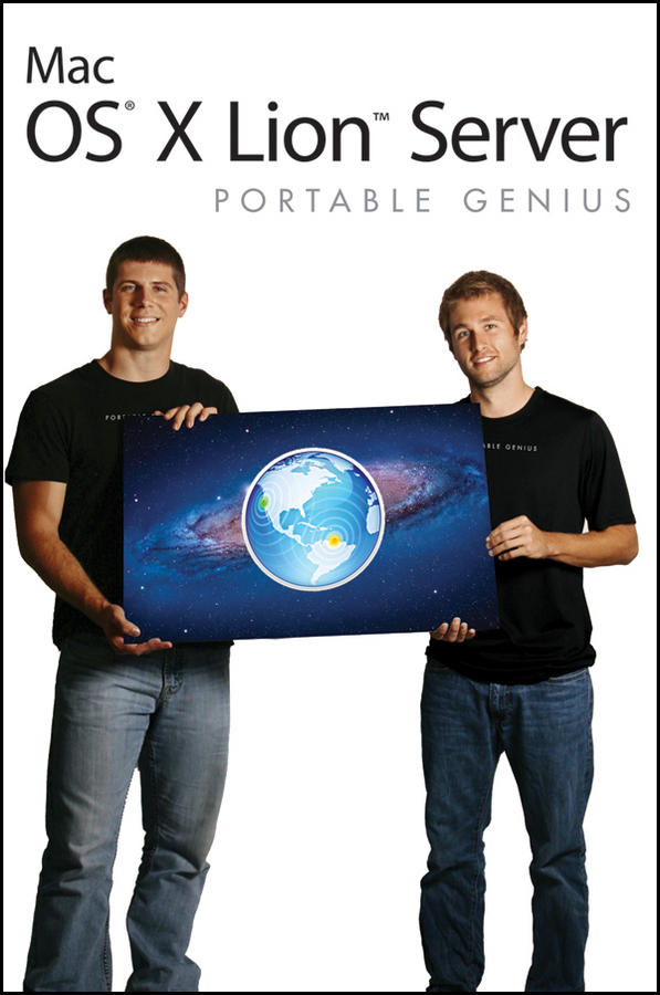 Mac OS X Lion Server Portable Genius