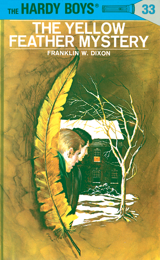 Hardy Boys 33: The Yellow Feather Mystery By: Franklin W. Dixon