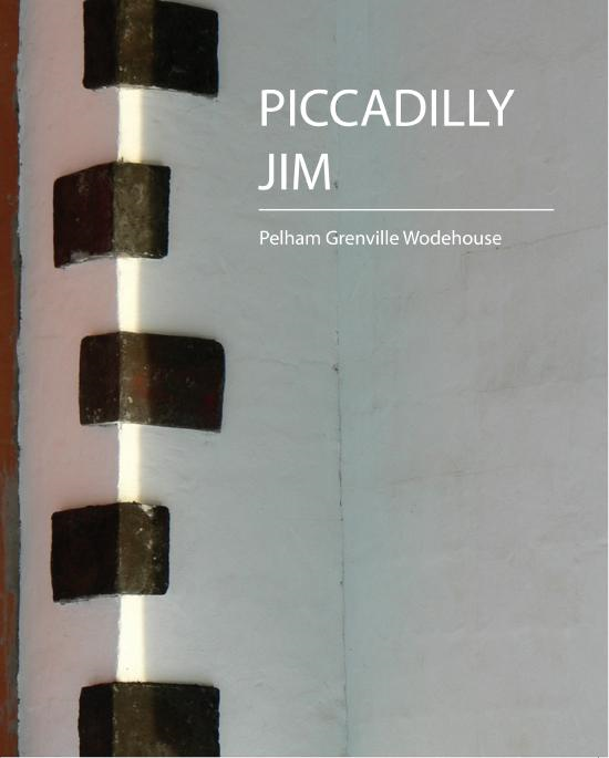 Cover Image: Piccadilly Jim