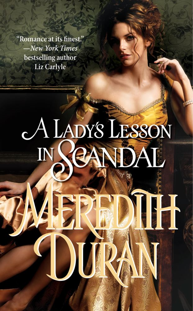 A Lady's Lesson in Scandal By: Meredith Duran