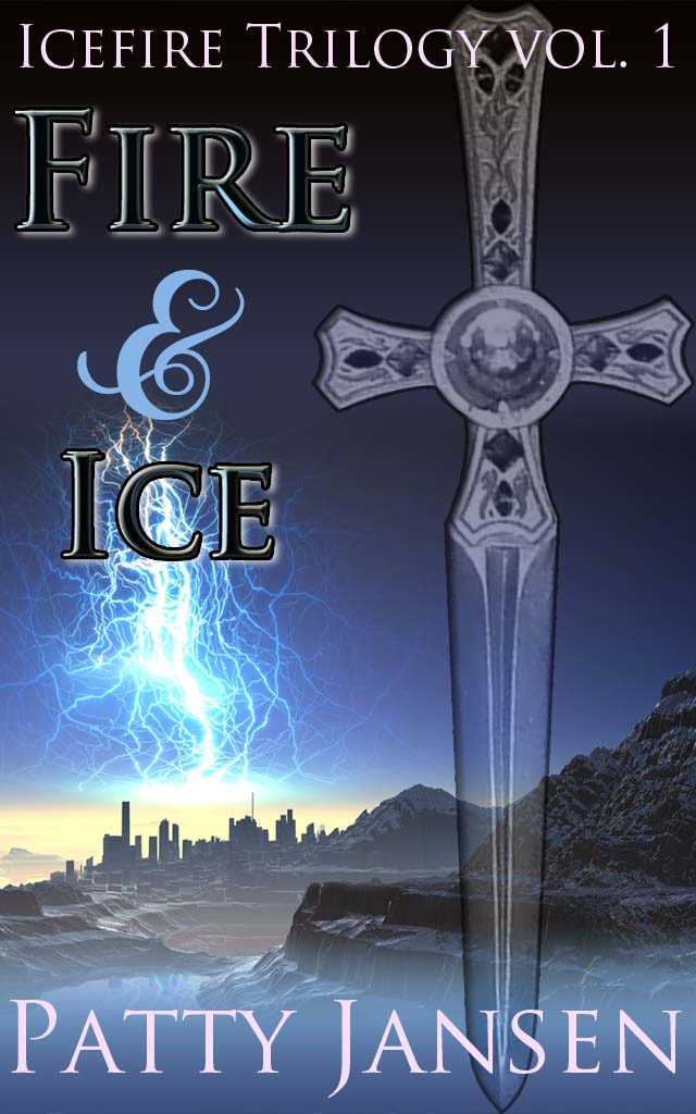 Fire & Ice (Book 1 Icefire Trilogy) By: Patty Jansen