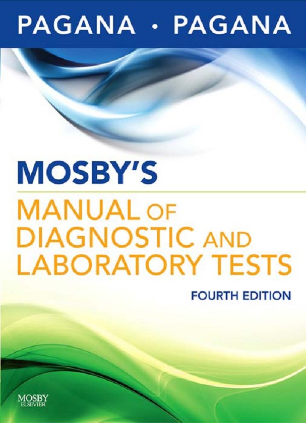 Mosby's Manual of Diagnostic and Laboratory Tests