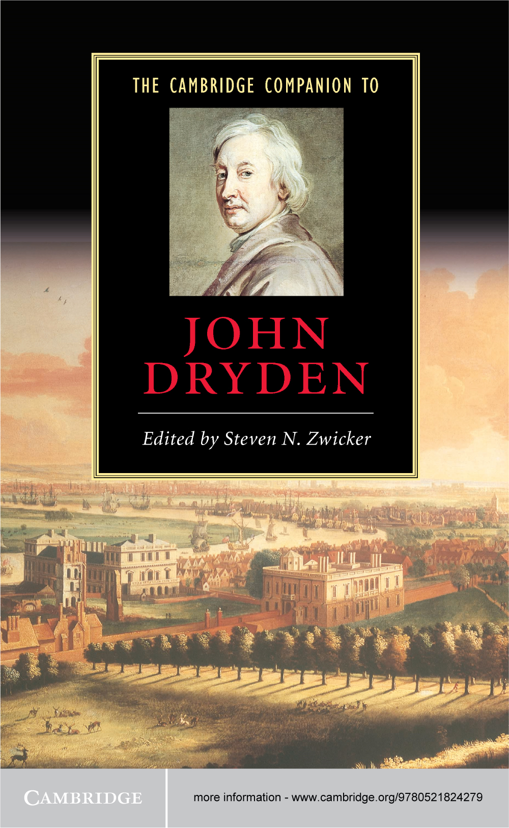 The Cambridge Companion to John Dryden By: