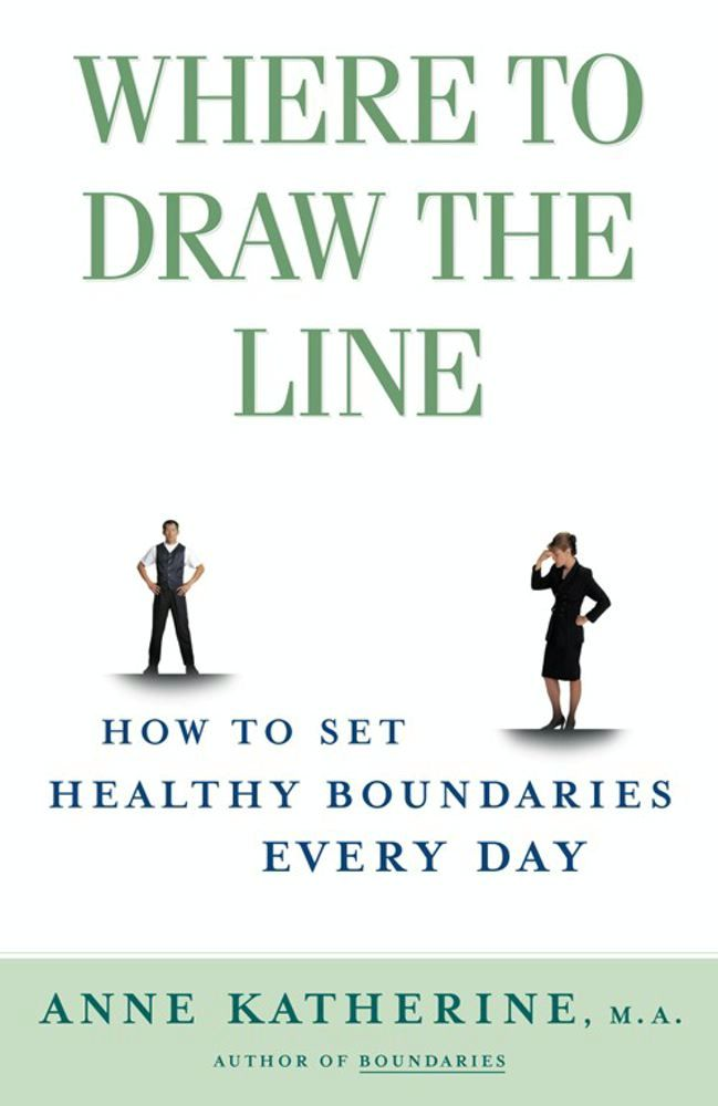 Where to Draw the Line By: Anne Katherine
