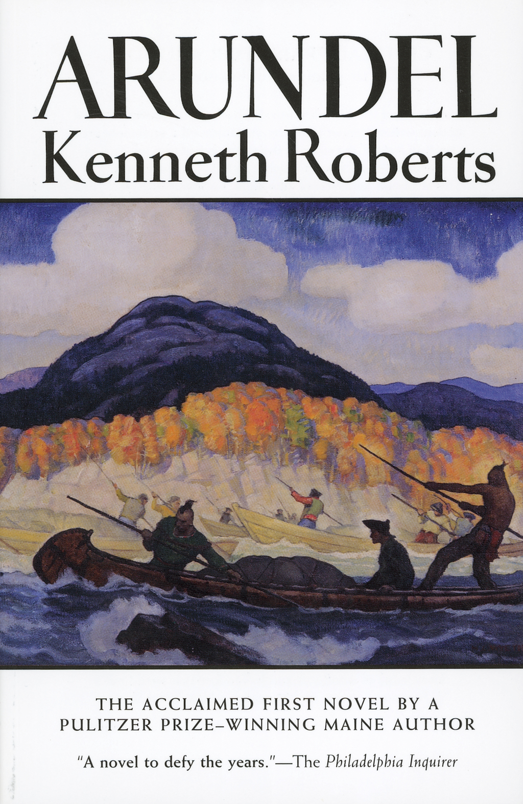 Arundel By: Kenneth Roberts