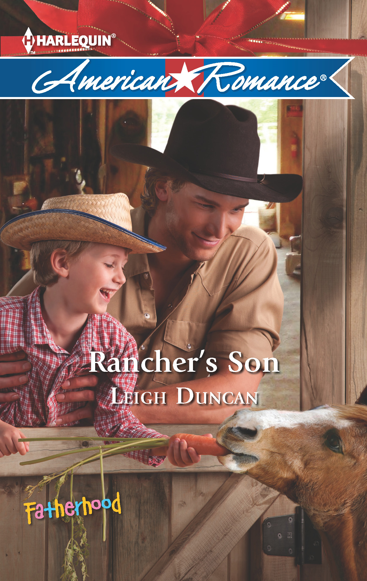 Rancher's Son By: Leigh Duncan