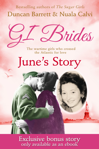 GI BRIDES – June's Story: Exclusive Bonus Ebook