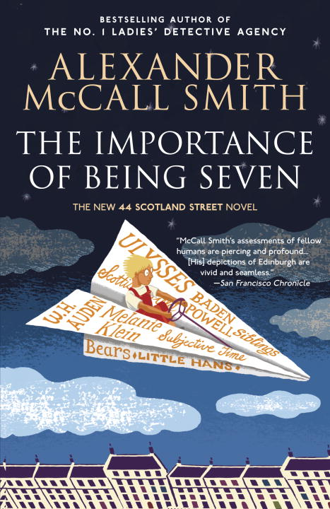 The Importance of Being Seven By: Alexander McCall Smith