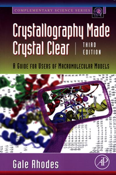 Crystallography Made Crystal Clear