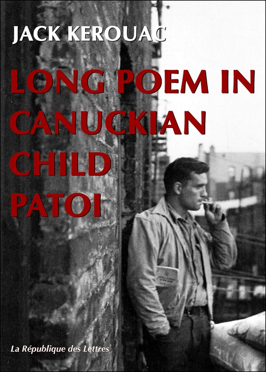 Long Poem in Canuckian Child Patoi probably medieval