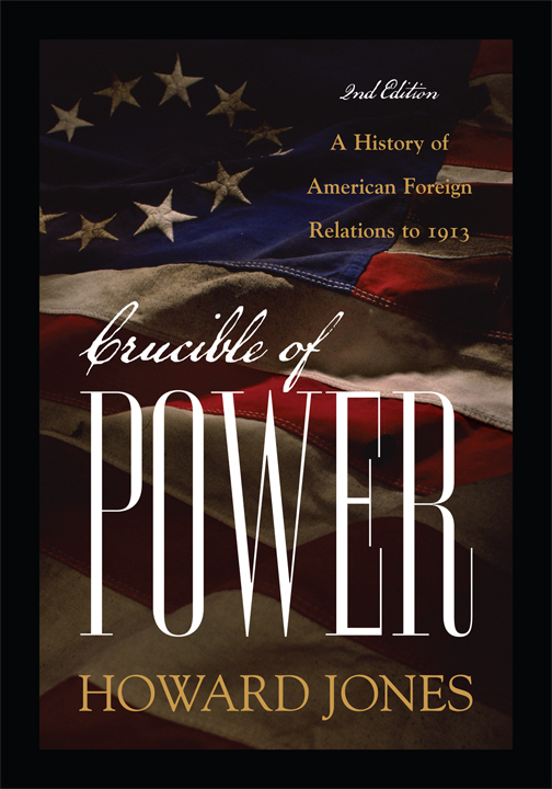 Crucible of Power By: Howard Jones