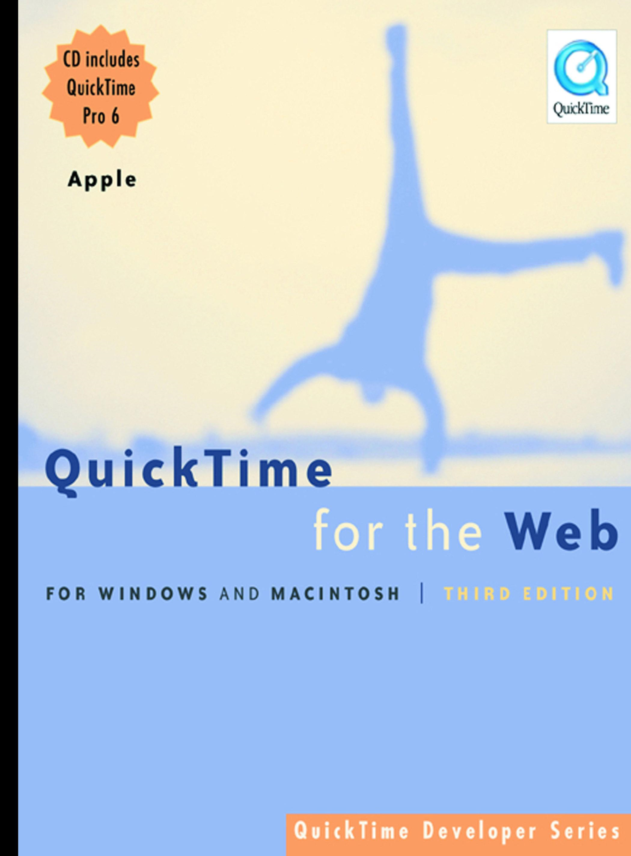 Steven Gulie - QuickTime for the Web: For Windows and Macintosh