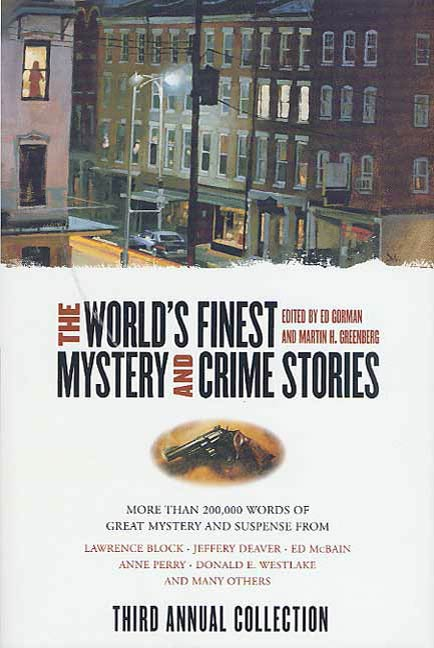The World's Finest Mystery and Crime Stories: 3 By: