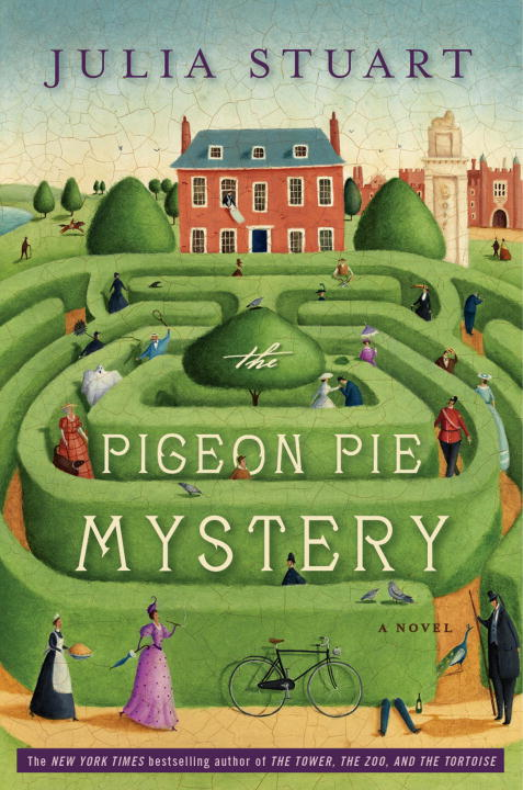 The Pigeon Pie Mystery By: Julia Stuart