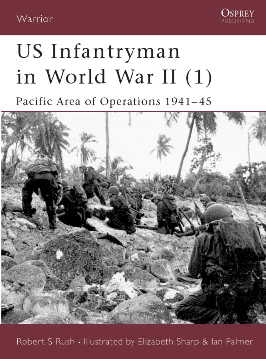 US Infantryman in World War II (1)