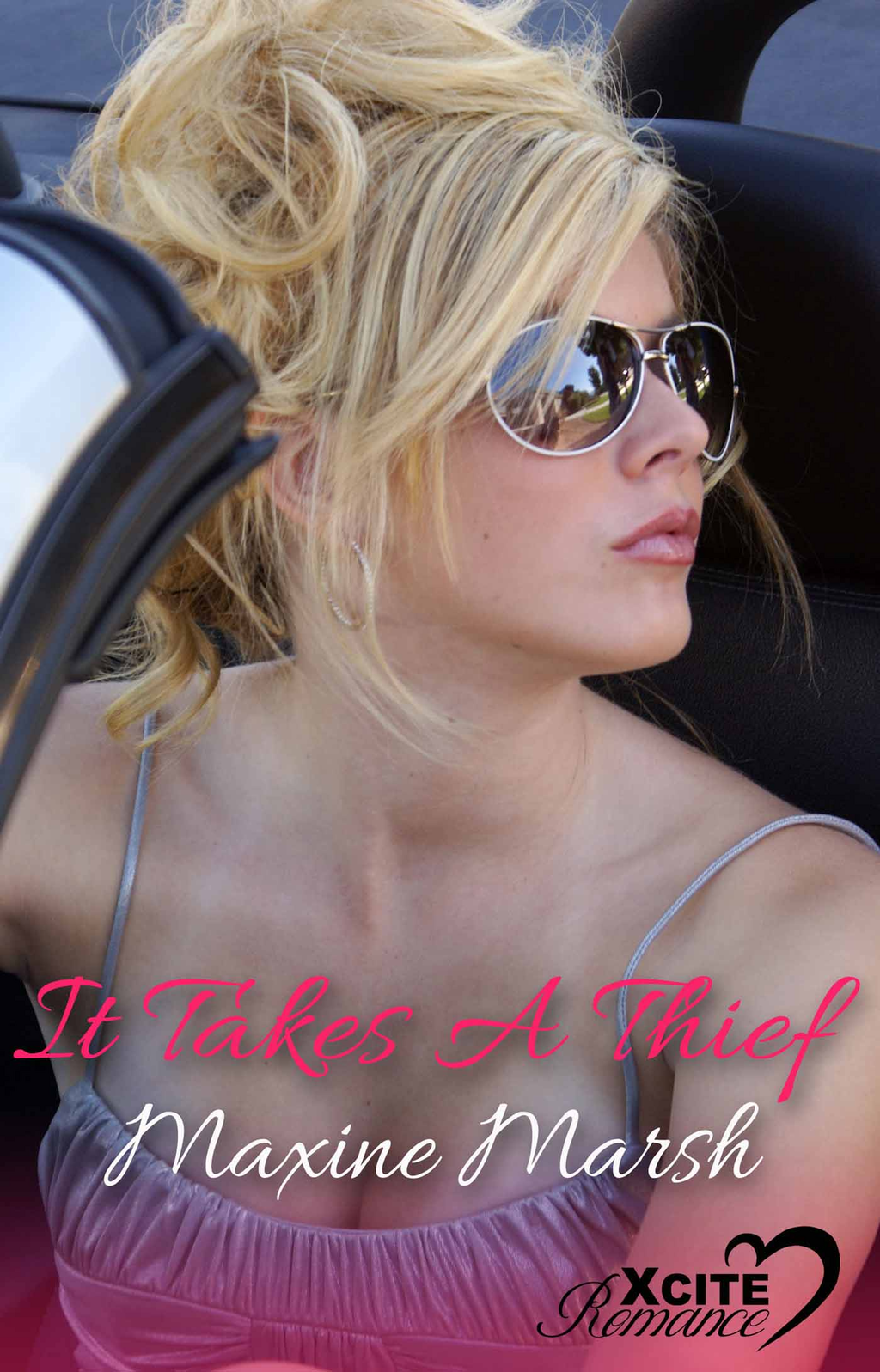Book Cover: It Takes A Thief