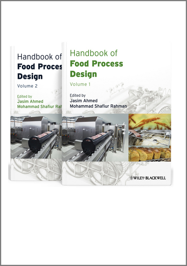 Handbook of Food Process Design