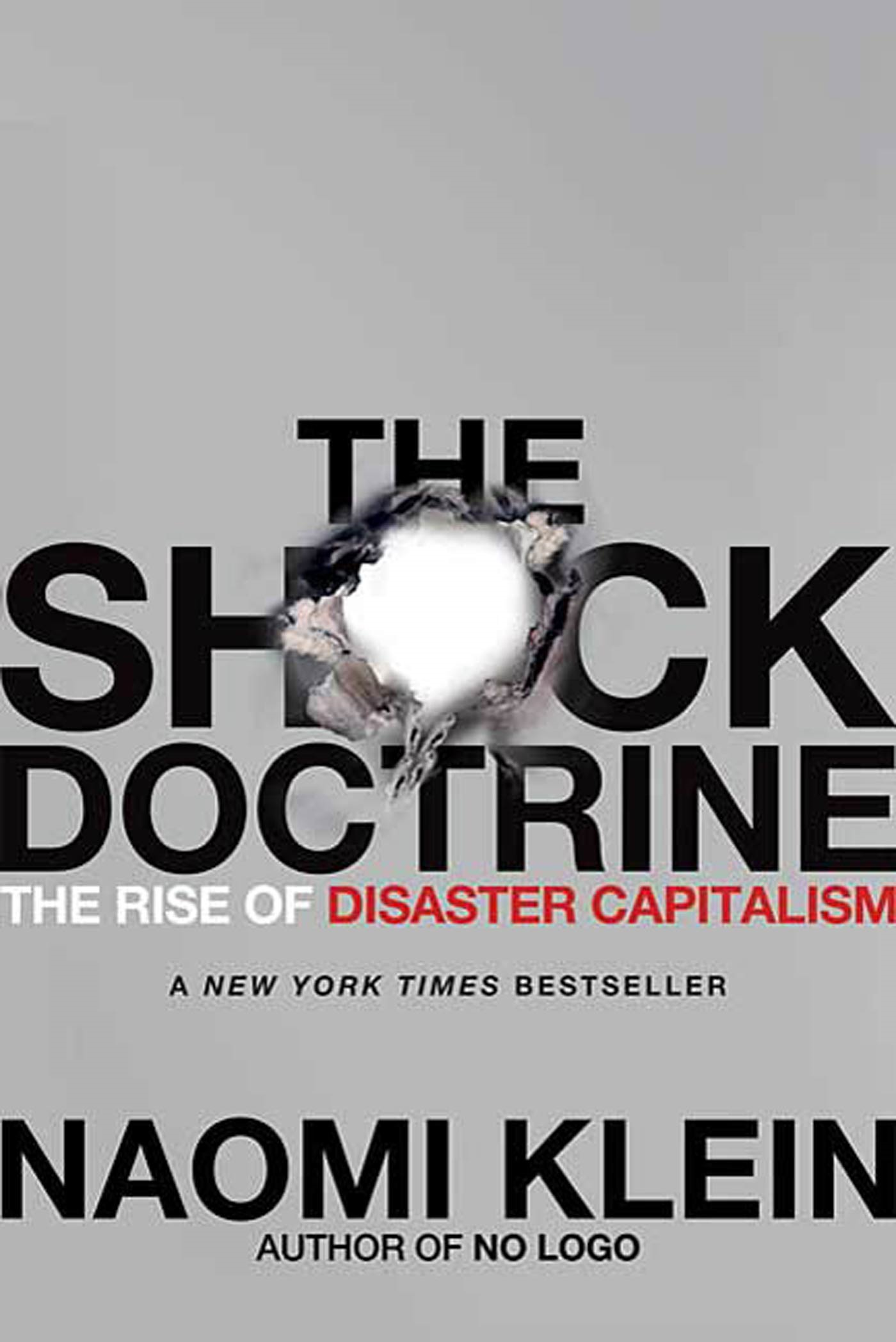 The Shock Doctrine By: Naomi Klein