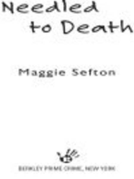 Needled to Death By: Maggie Sefton