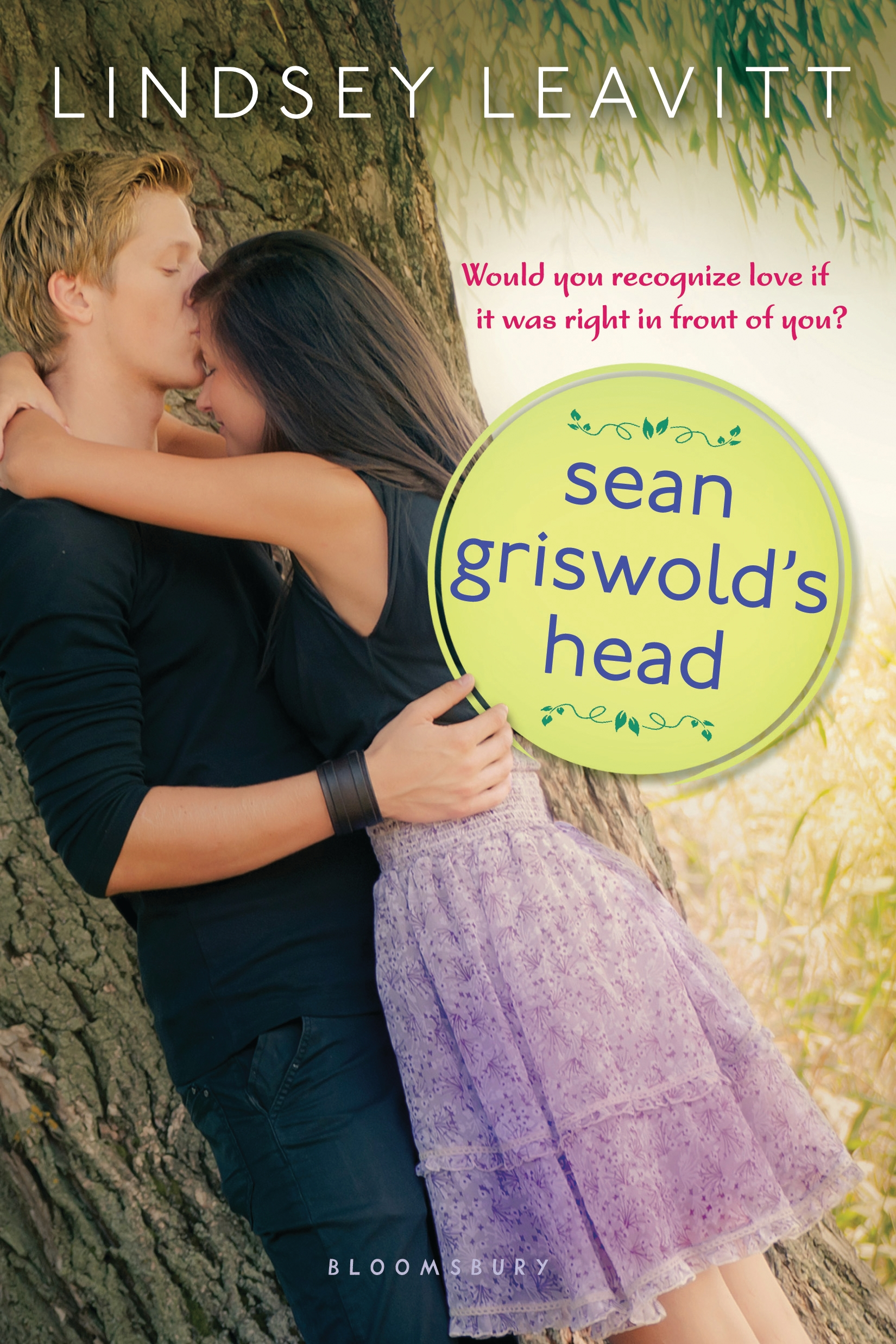 Sean Griswold's Head By: Lindsey Leavitt