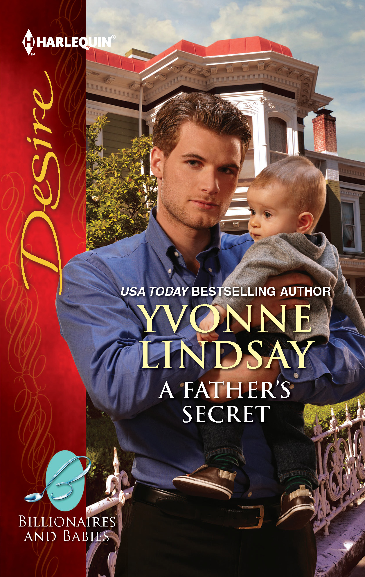 A Father's Secret By: Yvonne Lindsay