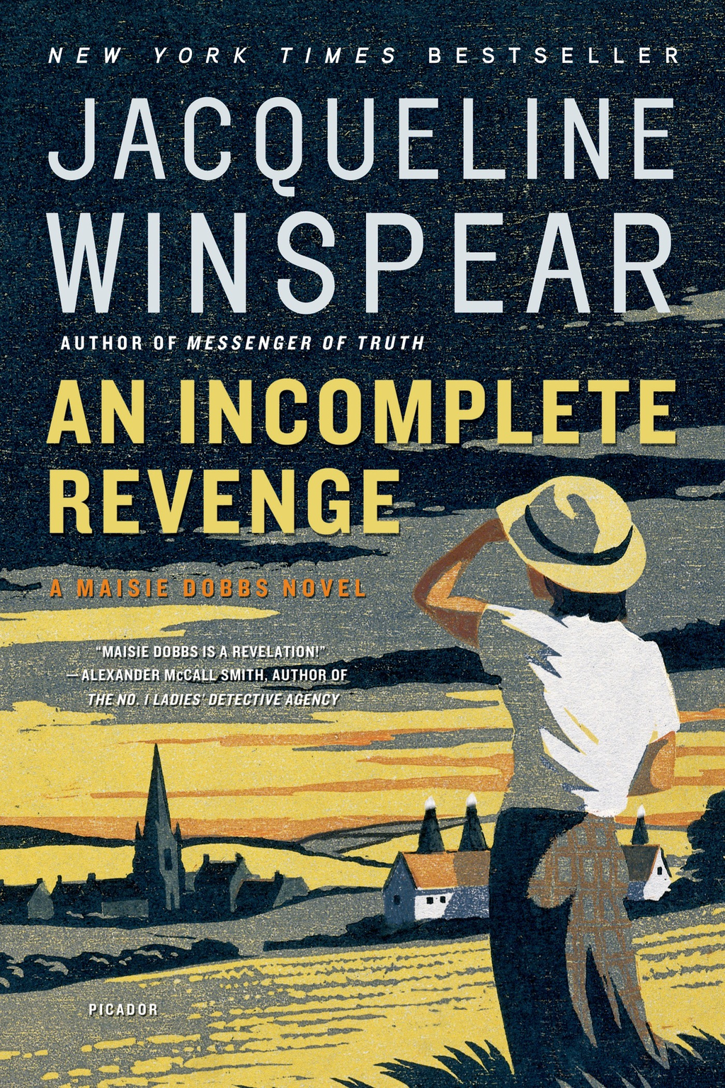 An Incomplete Revenge By: Jacqueline Winspear