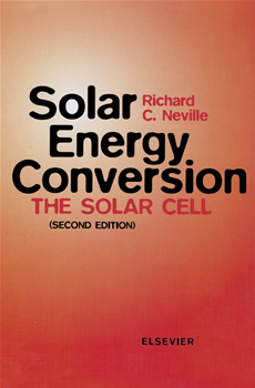 Solar Energy Conversion The Solar Cell