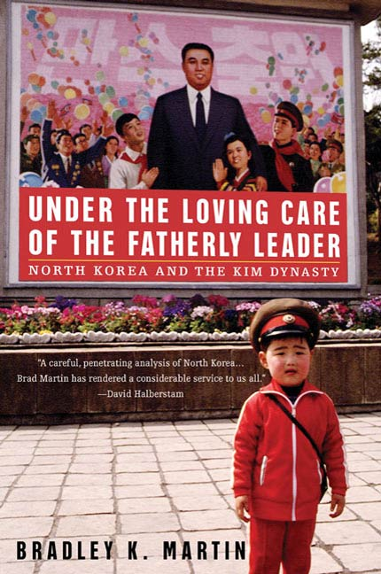 Under the Loving Care of the Fatherly Leader By: Bradley K. Martin
