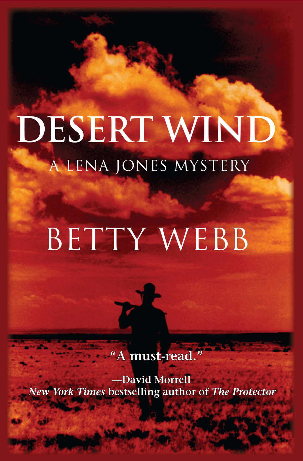 Desert Wind By: Betty Webb