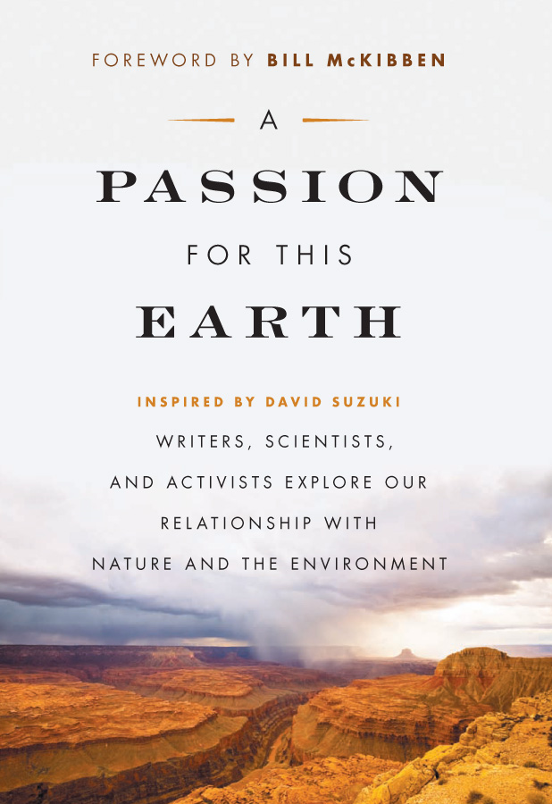 Passion for This Earth, A