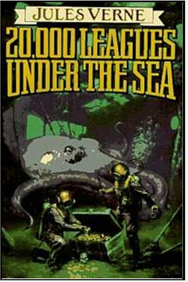 20,000 Leagues Under the Sea By: Jules Verne