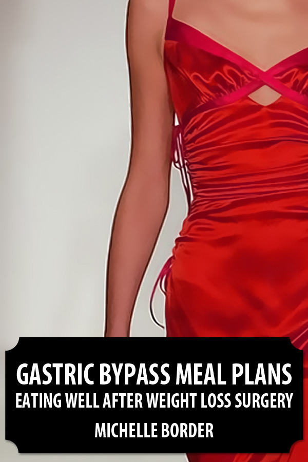 Gastric Bypass Meal Plans By: Michelle Border