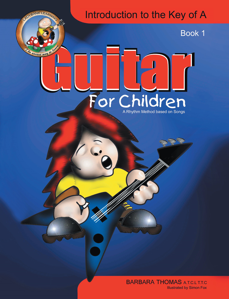 Guitar for Children By: Barbara Thomas