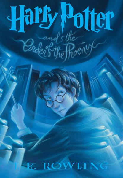 Harry Potter and the Order of the Phoenix By: J.K. Rowling