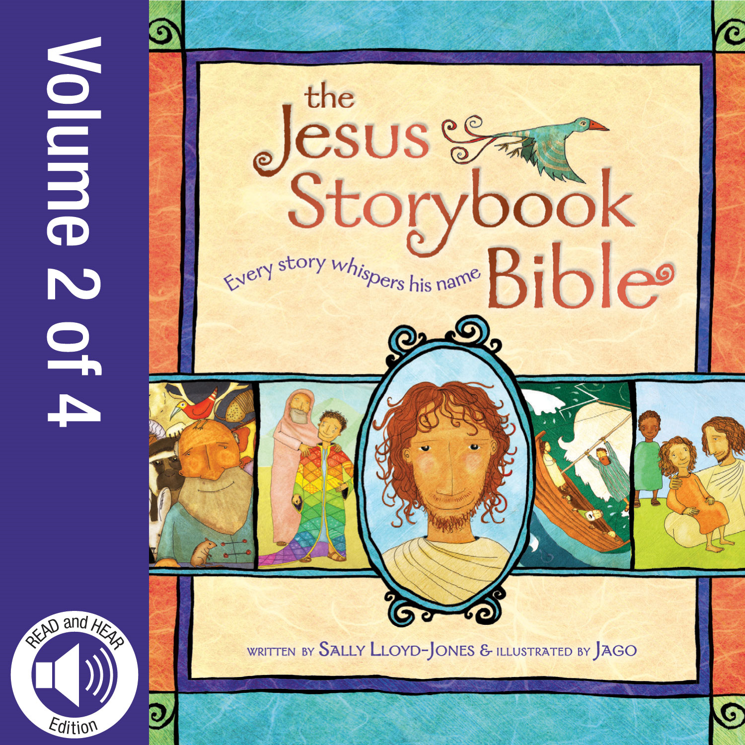 READ and HEAR edition: Jesus Storybook Bible e-book, Vol. 2