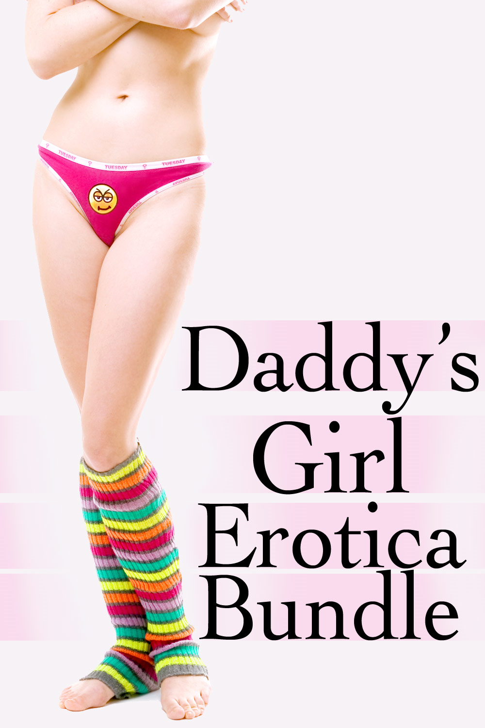 Daddy's Girl Erotica Bundle (Pseudo Incest Erotica)