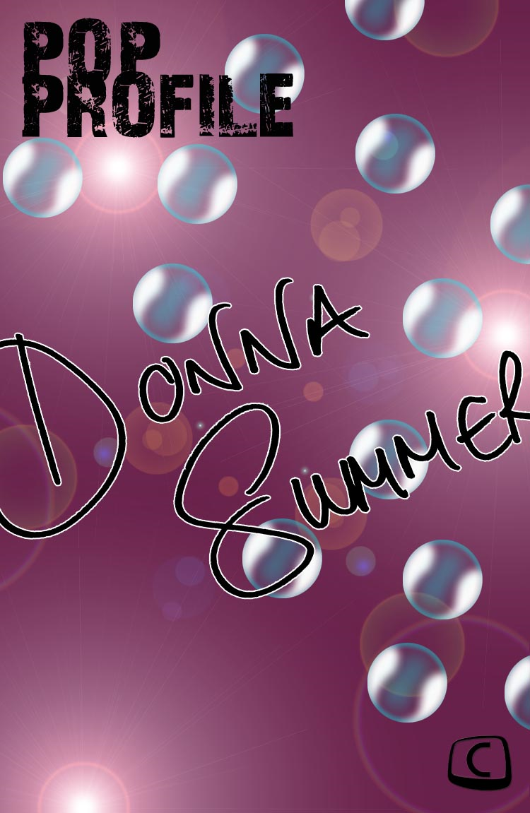 Donna Summer By: Nick James