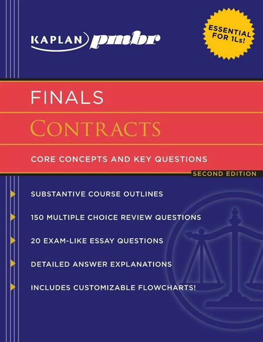 Kaplan PMBR FINALS: Contracts By: Kaplan PMBR