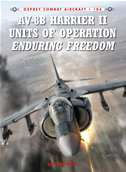 Av-8b Harrier Ii Units Of Operation <i>enduring Freedom</i>
