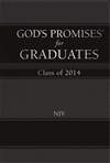 God's Promises For Graduates: 2014 - Black