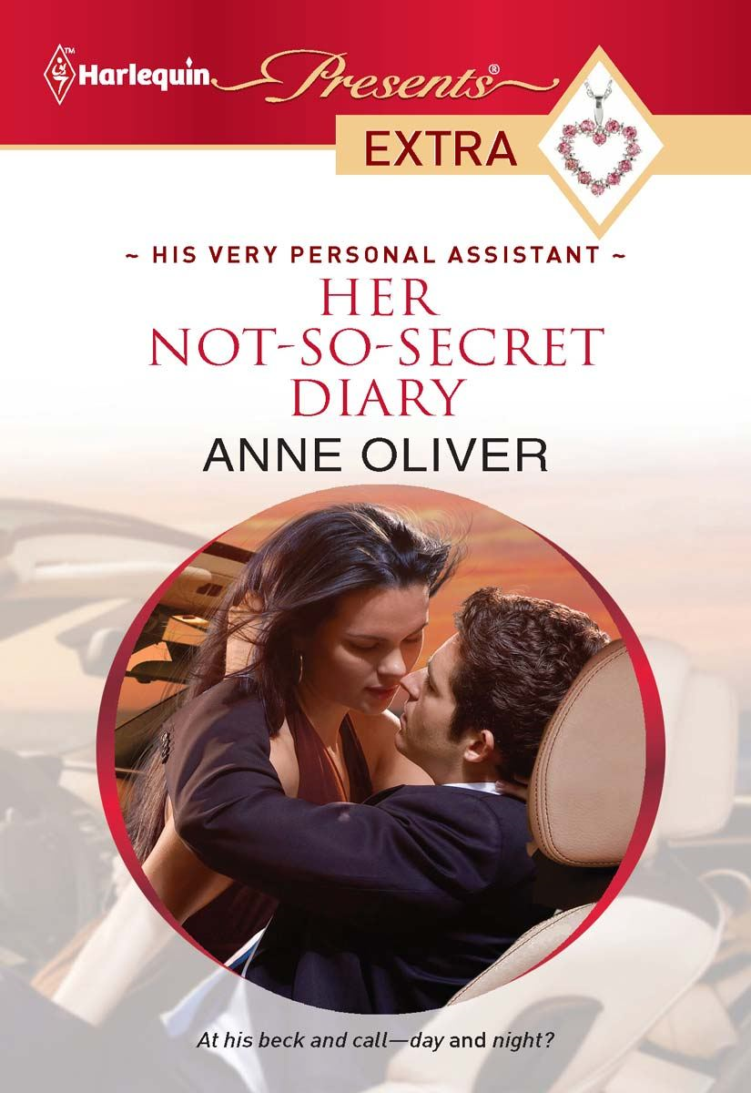 Her Not-So-Secret Diary By: Anne Oliver