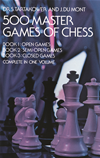 500 Master Games Of Chess: