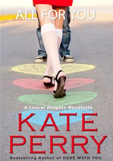 All for You By: Kate Perry