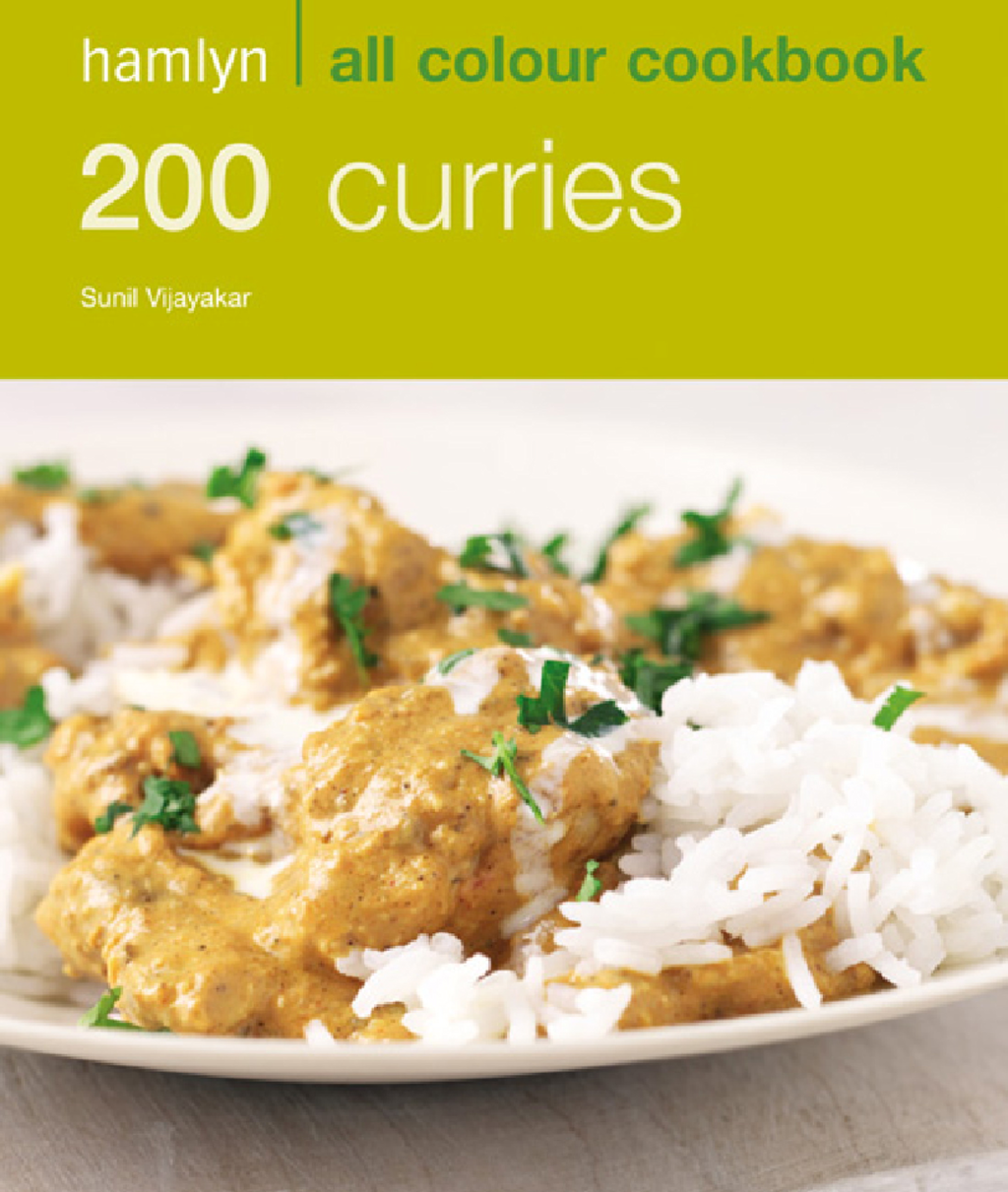 200 Curries Hamlyn All Colour Cookbook