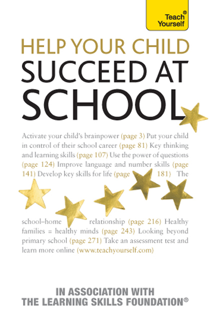 Help Your Child To Succeed At School: Teach Yourself