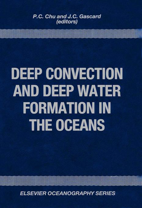 Simon Chu - Deep Convection and Deep Water Formation in the Oceans